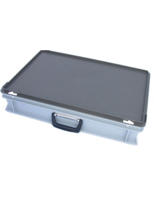Storage case including inlay 600