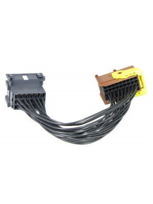 Converter cable 18 to 24/36 pin breakout box