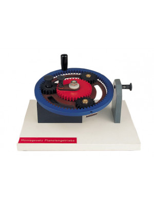 Planetary gear train assembly set