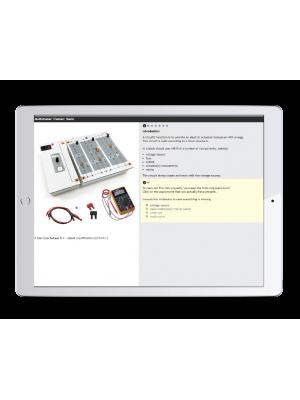 Digital work orders Automotive Multimeter Trainer