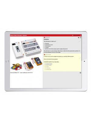 Training Package Automotive Sensors Trainer