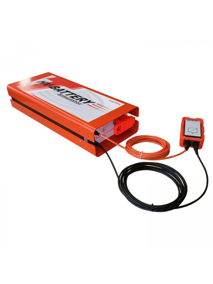 T-Battery Simulator