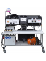 Training Model Climatronic with Auxiliary Heater