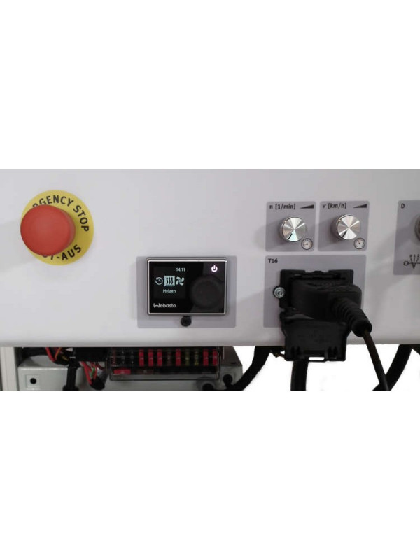 Training Model Climatronic with Auxiliary Heater | 179300110