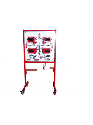 Central Door Locking Training Rig