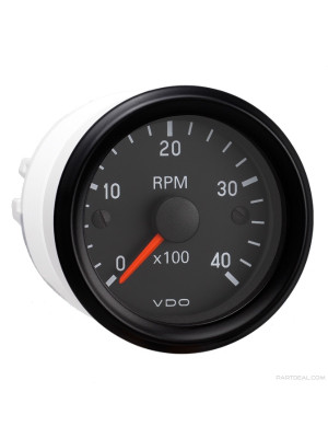 Gauges for RPM, Coolant Temperature and Oil Temperature