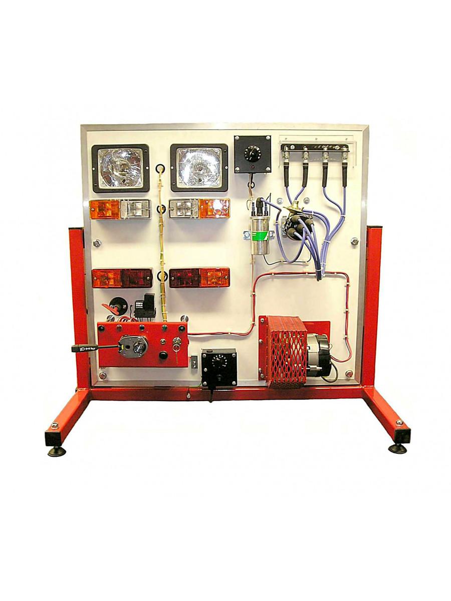 Auto Lighting System Board including alternator + ignition