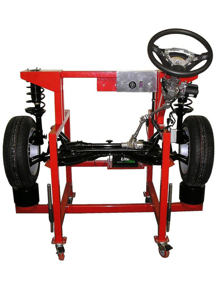 Steering and Suspension Trainer (TOYOTA), electric