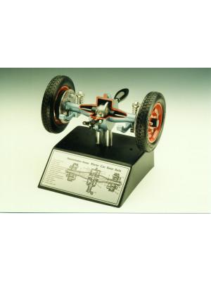 Ausgleichsgetriebe, abnehmbar, klein