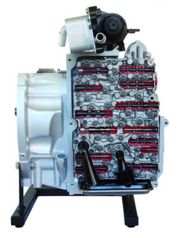 Mercedes-Benz 7-speed dual clutch transmission 7G-DCT   810001353   HAKO