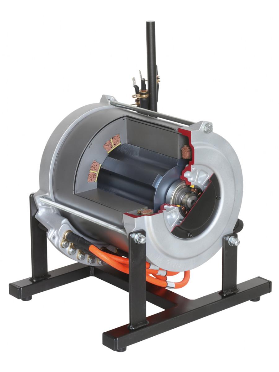 Elektromotor (wassergekühlt) | 810001359 | TECHNOLAB SA