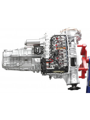 DL 382 AUDI (7-gear dual clutch transmission)