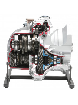 SMART direct shift transmission by Getrag