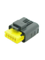 Connector 5 Pin PRC5-0007-A | 57150007A | TECHNOLAB Automotive