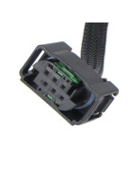 Connector 6 Pin PRC6-0011-A | 57160011A | TECHNOLAB Automotive