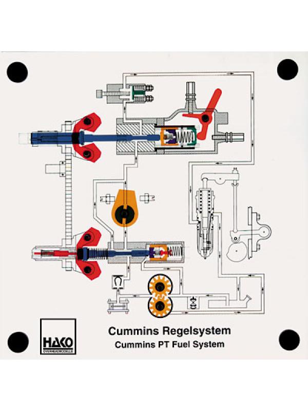 Cummins Pt Fuel Pump Diagram - Diagram For You